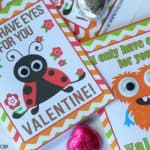 I Only Have Eyes For You Valentine Cards