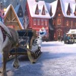 A Sneak Peek At Olaf's Frozen Adventure