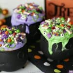 Witches' Brew Cupcakes