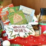 Winter Wishes NJ Lottery Hostess Gift Idea