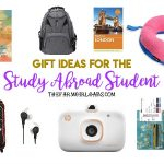 Gift Ideas For The Study Abroad Student