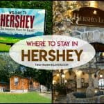 Where To Stay In Hershey