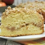 The Best Apple Crumb Cake