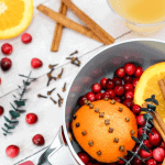Holiday Stovetop Potpourri