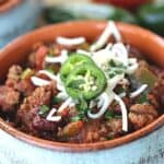 Homemade Easy Classic Chili