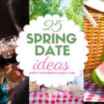 25 Fun Spring Date Ideas