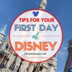 First Day at Disney World Must-Have Experiences Before Parks