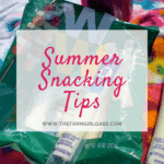 Summer Snacking Tips