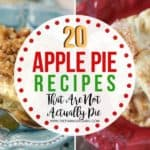 Apple Pie Desserts That Aren't Actually Pie