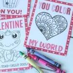 Printable Kid's Valentine