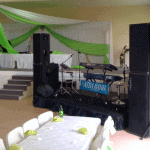 event production for special occasions, weddings and parties