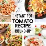Instant Pot Fresh Tomato Recipe Round Up