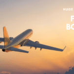 Flight Booking, best offers and discounts