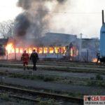 Incendiu-vagoane-in-Gara-de-Nord1