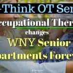 Occupational Therapy Changes WNY Senior Apartments