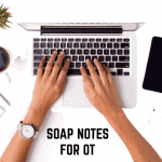SOAP Note for Occupational Therapy Daily Note