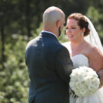 Wedding Flowers For Jen & Chris Webster by Carithers Flowers