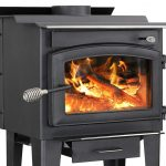 Best Wood Burning Stoves: Reviews on the top 7 wood burning stoves. #woodstove #woodburning #woodburningstove #FireplaceLab