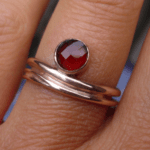 Hessonite Gemstone And Foreign Travel