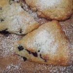 blueberry scones anyone