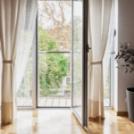 How to Cover Glass Doors for Privacy
