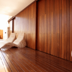 How To Cover Wood Paneling Without Painting