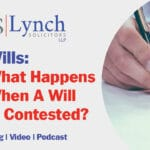 Contested Wills