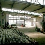 Umbau einer alten Werkstatt