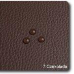 kolor czekolada derma tapicerska