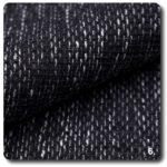 tkanina czarno biała berlin