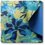 materiał we wzór Hawaii