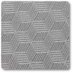 materiał wzór cube