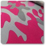 moro różowe tkanina zewnętrzna