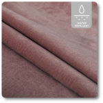tkanina pudrowy róż monolith