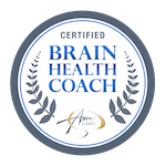 Steve Goldring Amen Clinics Brain Health Coach Seal