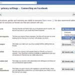 How to Prevent Others(Friends) From Posting On Your Facebook wall 4