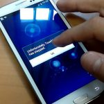 """Unfortunately TouchWiz has stopped"" Error On Samsung Galaxy S5"