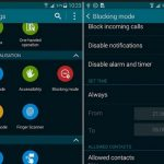 Block And Unblock Calls From A Number On Samsung Galaxy S5