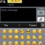 Use Emoji Emoticons On Samsung Galaxy S5