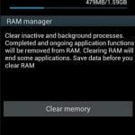 Reduce The RAM Usage In Samsung Galaxy S3