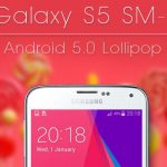 Root Galaxy S5 SM-G900F on Android 5.0 Lollipop