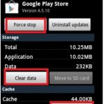 How to fix Google play store error 927