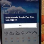 How to fix Google play store on galaxy S3