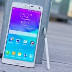 How To Adjust Samsung Galaxy Note 4 Screen And Settings With One Handed Operation 20