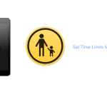 How to Set Time Limits for Kids in Using iPad or iPhone 15