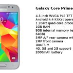 Samsung Galaxy Core Prime 4G: A Pure Blend of Specs and Quality with LTE Support 5