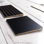 Renders Of Gold Magic Trackpad 2 and Magic keyboard from Martin Hajek 8