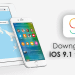 How To Downgrade iOS 9.1 to iOS 9.0.2 10