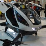 CES 2016: EHang 184 Is A Drone That Can Carry People 6