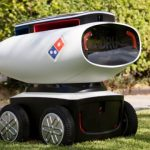 A Large Chain Of Pizza Restaurants Is Testing A Robot For Deliveries 7